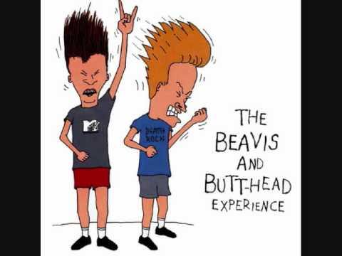 The Beavis and Butthead ExperienceDeuces Are WildAerosmith
