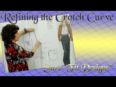 How to Refine (Lengthen/Shorten) Crotch Length with Sure-Fit Designs™