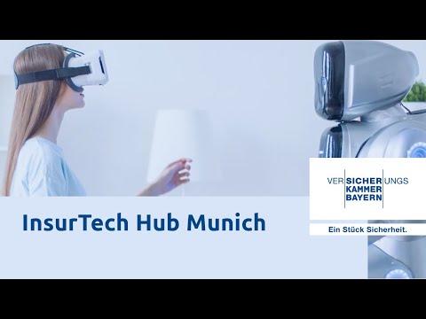 Versicherungskammer Bayern - InsurTech Hub Munich
