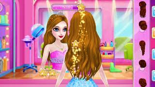 fashion Teens Games - Teen Girls Makeup and Dressup Games Prom Queen  Beauty salon screenshot 2