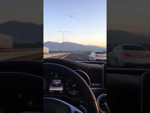 Mercedes  gündüz gezmesi snap ibrahim Erkal.