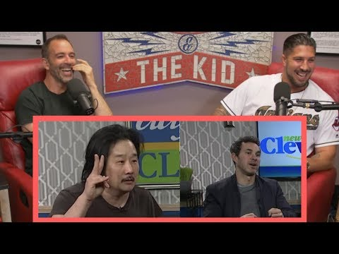 Brendan and Bryan REACT To Mark Normand and Bobby Lee Doing Morning News Press