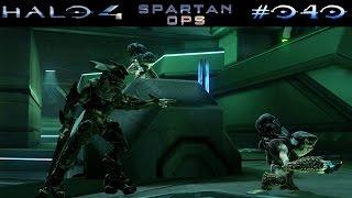 HALO 4: SPARTAN OPS | #040 - Entbehrlich: Geschütze? | Let's Play Halo The Master Chief Collection
