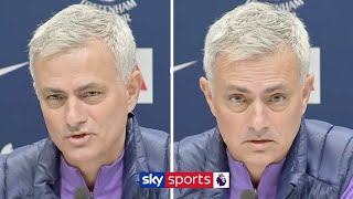 Jose Mourinho's first press conference as Tottenham Manager 📝