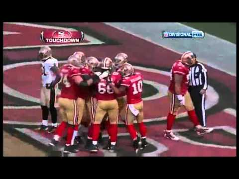 The Grab (The Catch III) HD 49ers Alex Smith to Vernon Davis 2012