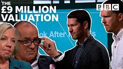 Dragons negotiate a staggering valuation - Dragons' Den - BBC