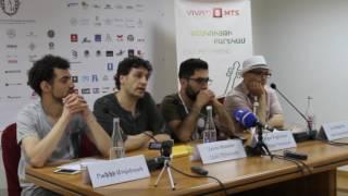 Levon Minasyan (Bravo Virtuoso!), Gor Margaryan (Hydography), Grigor Poghosyan (Where Are We Going)