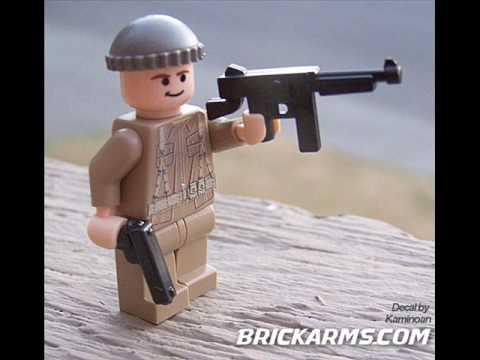 Lego World War
