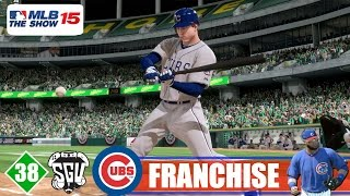 MLB 15: The Show (PS4) Chicago Cubs Franchise - EP38 (World Series vs A