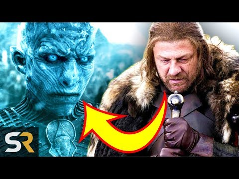 Game Of Thrones Theory: Did Ned Stark Accidentally Create The White Walkers?