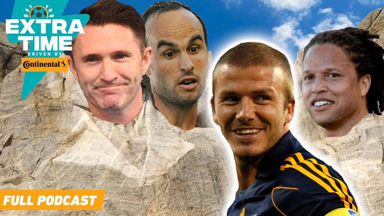 Is David Beckham One of The Best Galaxy Players Ever? Picking Mt. Rushmores For LA Galaxy & LAFC