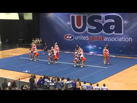 2016 USA Nationals Small Coed