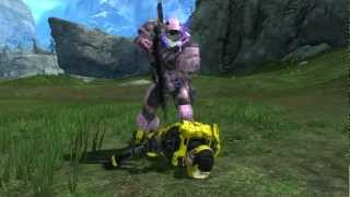 Halo rangers (power rangers parody) halo machinima