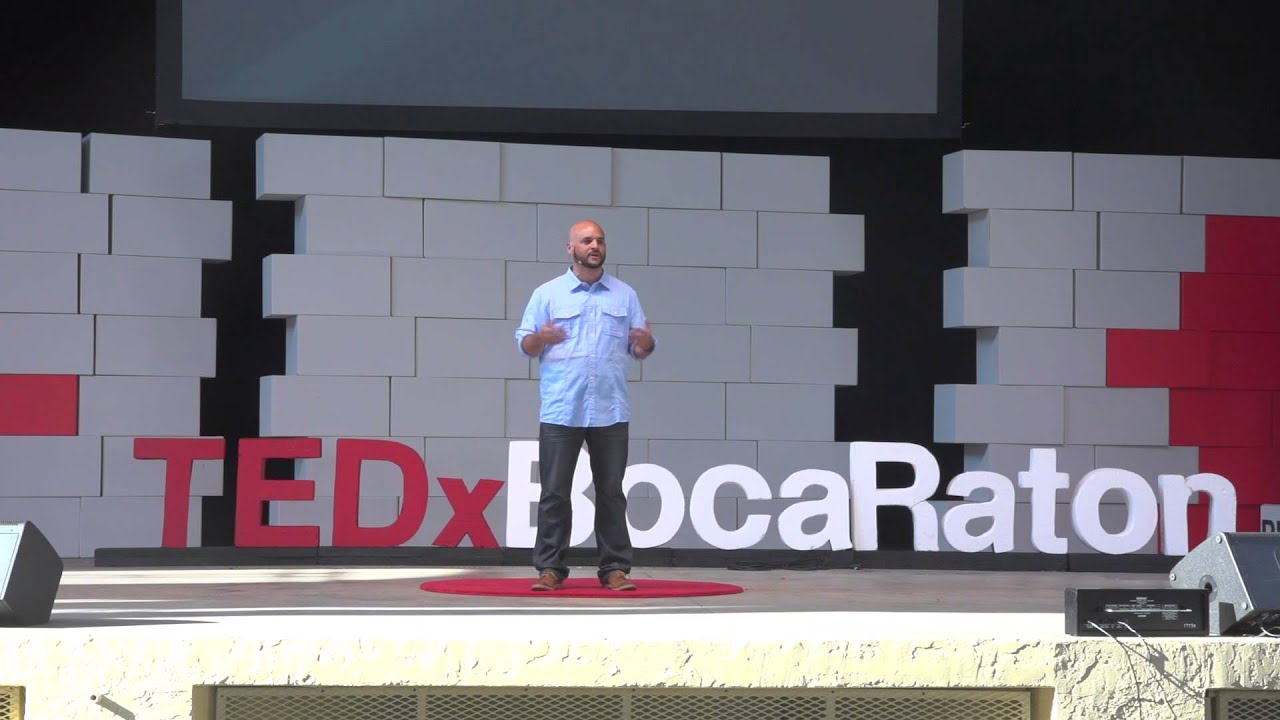 The most important question a father can ask himself | Devon Bandison | TEDxBocaRaton
