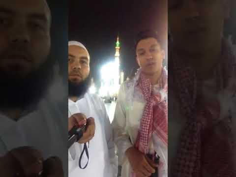Live tari Medina  - Menhedz Sahaba