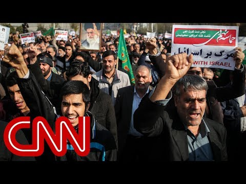 Trump: World is watching Iran protests