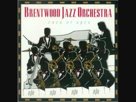 Brentwood Jazz Orchestra - Jesus Loves Me
