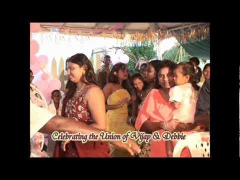 Guyanese Wedding