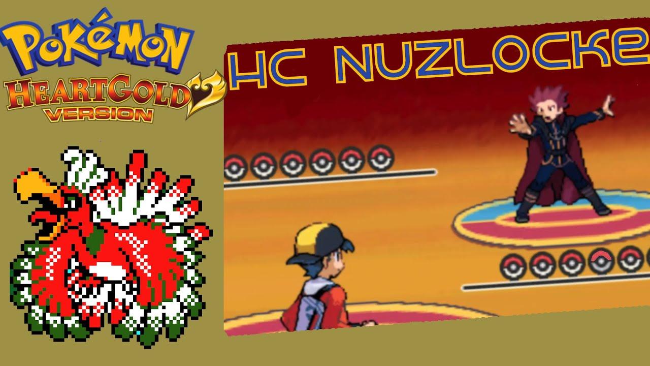 Pokemon HeartGold HC Nuzlocke - Game 2/14