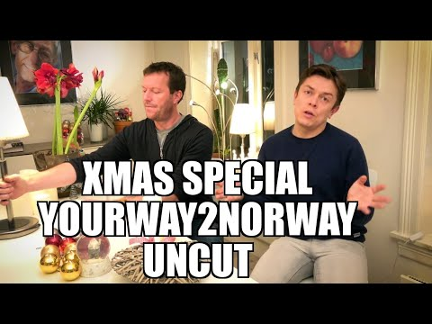 Merry Christmas from yourway2norway (Norway/Raw video)
