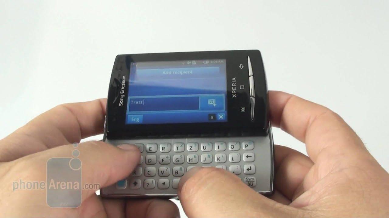 download apps for xperia x10 mini pro