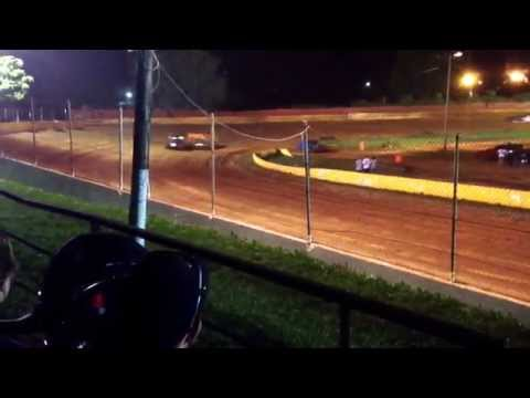 Jul 26, 2014 #69 open wheel Tim Patrick at Lake Cumberland speedway
