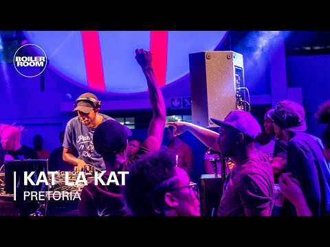 Kat La Kat | Boiler Room x Ballantine's True Music Pretoria