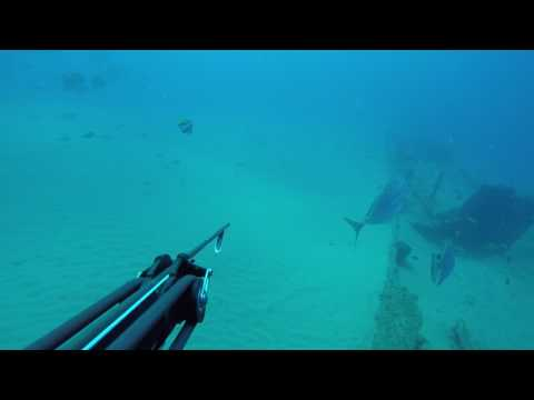 """Spearfishing Mozambique South"" presents: Chapter 4, No to pushing limits 2017"