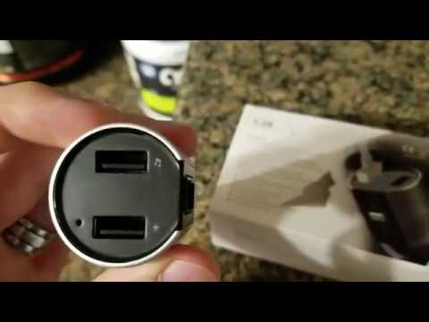 Amir FM transmitter unboxing and review