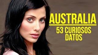 Datos CURIOSOS de Australia