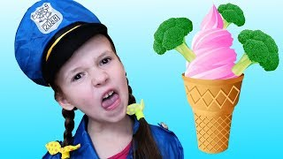 Do You Like Broccoli Ice Cream - Nursery Rhyme Song