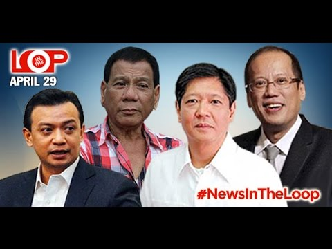 In the Loop: PNoy's warning; Trillanes vs Duterte