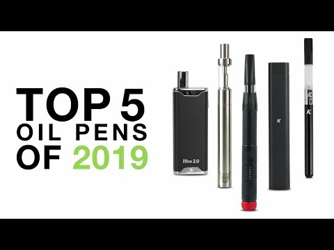 Top 5 Best Oil Vape Pens of 2019
