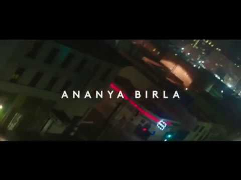 Hold On - Ananya Birla || Official Video Song