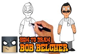 How to Draw Bob Belcher | Bob