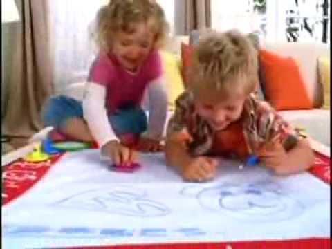 Игровые детские коврики Farm (детский-ковролин.com.ua) - YouTube