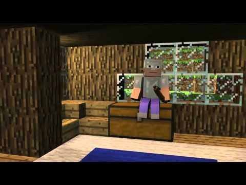 Minecraft : The Marvelous Adventures of Steve  [ Minecraft Movie Animation] [HD]