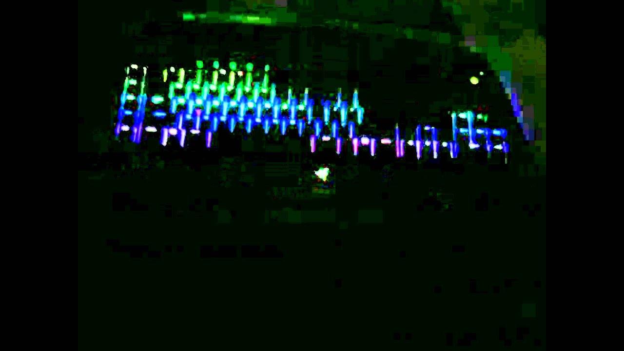 Razer Chroma SDK v4 8 Audio Visualizer