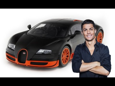 Top 10 Most Expensive  Footballer Cars
