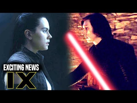 Star Wars Episode 9 Exciting News & More! (Star Wars News)