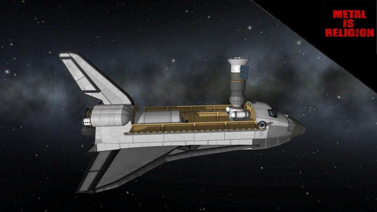 ksp space shuttle parts - photo #10