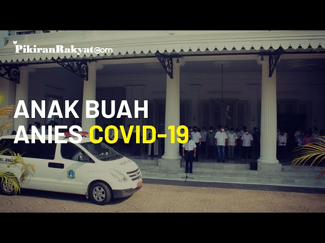 Anak Buah Anies Baswedan Terserang Covid-19, Tujuh Kantor Pemprov Jakarta Ditutup