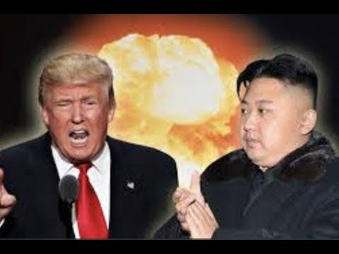 "Breaking: ""Trump Vs Kim Jong Un"" Pressure Builds"