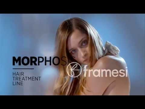 MORPHOSIS hair treatment line