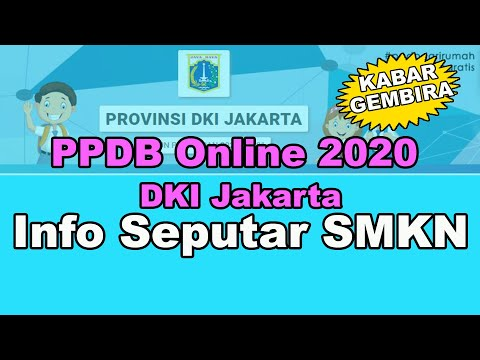 Info Seputar SMK di DKI Jakarta from YouTube · Duration:  3 minutes 55 seconds