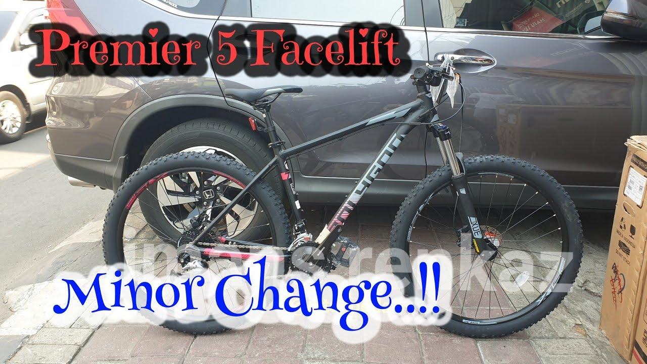 Sepeda Gunung POLYGON Premier 5 Terbaru 2020 YouTube