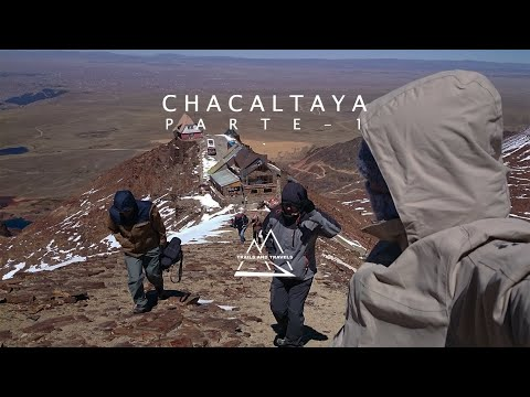 Chacaltaya, Bolívia - Parte1