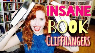 MOST INSANE BOOK CLIFFHANGERS!