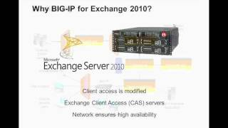 f5 networks best practices for deploying microsoft exchange 2010