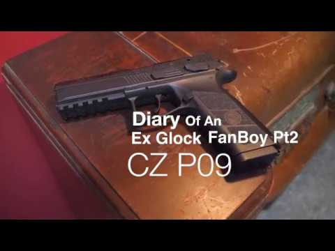 Diary of an Ex Glock FanBoy Pt 2- CZ P09 Range Test